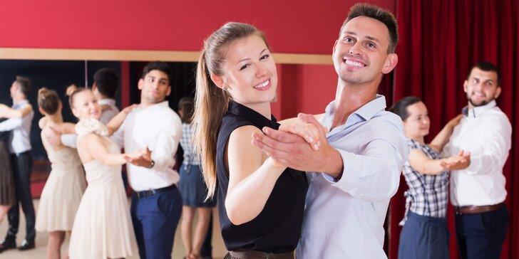 Tanečné kurzy pre dospelých – skupinové, súkromné i svadobné
