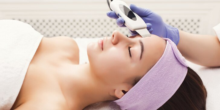 Luxusné ošetrenia pleti – hydratačné, liftingové s masážou či proti akné