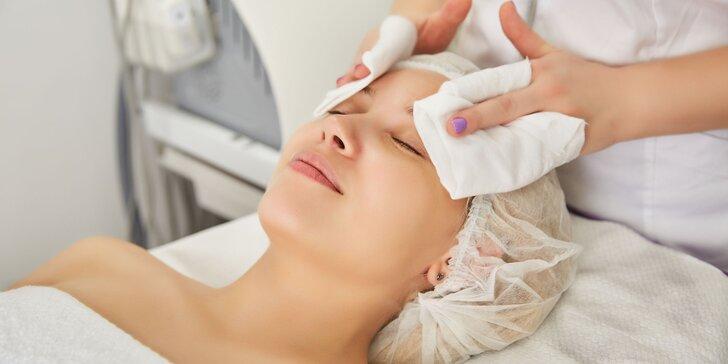 Inovatívne pleťové ošetrenia proti akné či starnutiu alebo 3D lifting