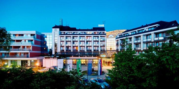 Wellness dovolenka v Slovinsku: 4* hotel v Moravských Topliciach, raňajky a voľný vstup do Terme 3000