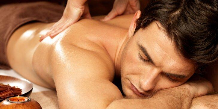Dokonalá starostlivosť o telo: Klasická či relaxačná aromatická masáž