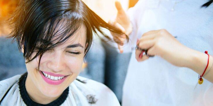 Profesionálne farbenie a strih vlasov v Štúdiu Mary