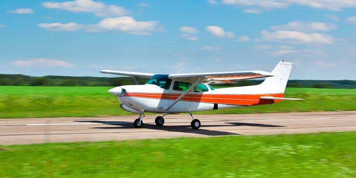 Vzneste sa do vzduchu a vyskúšajte si, aké to je byť pilotom!