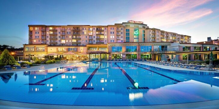 Wellness pobyt v 4* hoteli Karos Spa s polpenziou a bohatým programom pre rodiny s deťmi