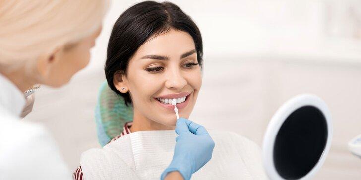Pieskovanie zubov v ambulancii DENTISTA, s.r.o