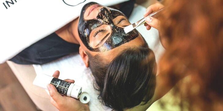 Čistenie pleti: ultrazvukové, manuálne či luxusné alginátové ošetrenie s masážou
