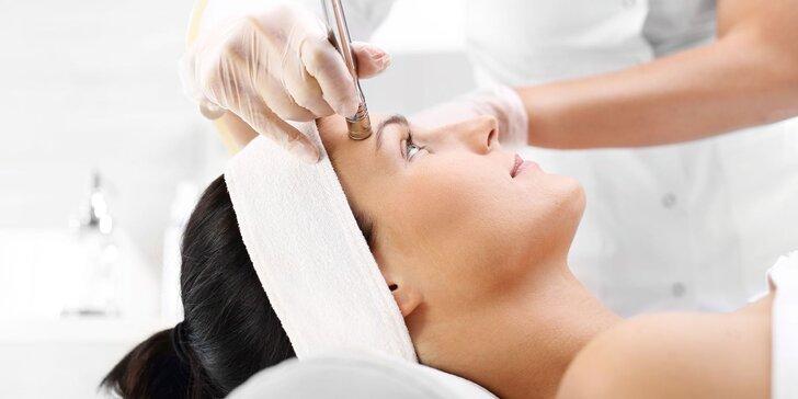 Dokonalé ošetrenia pleti pre dámy aj pánov - mikrodermabrázia, Skin Scrubber, fototerapia i OxyGeneo