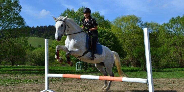 Tábor s koňmi Happy Horse: výborný program pre začiatočníkov aj pokročilých