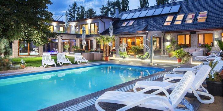 Bezpečný víkendový pobyt s neobmedzeným kúpaním a privátnym wellness v Aqua & Wellness Resort Alžbeta na Liptove