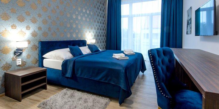 Pobyt v úzkom centre mesta v Hoteli Black Horse Prešov ****