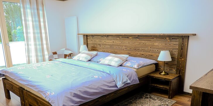 Nové apartmány Veternica v blízkosti lanovky Hrebienok: ubytovanie pre 2-5 osôb