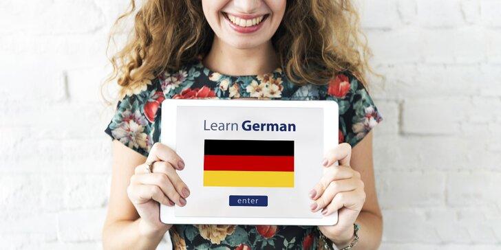 Online kurzy angličtiny alebo nemčiny LangBee: A1/A2/B1/B2