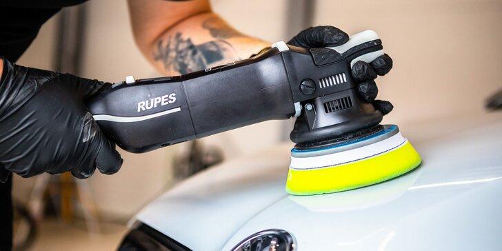 Detailné čistenie, voskovanie karosérie či jarná údržba auta