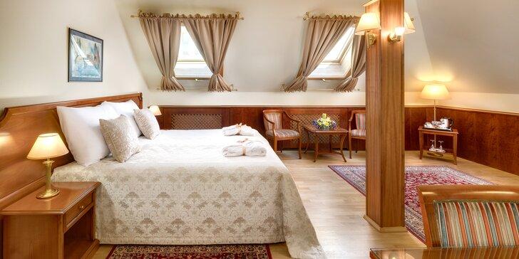 Dovolenka v centre Prahy: elegantný 4* hotel, bohaté raňajky, termíny až do decembra