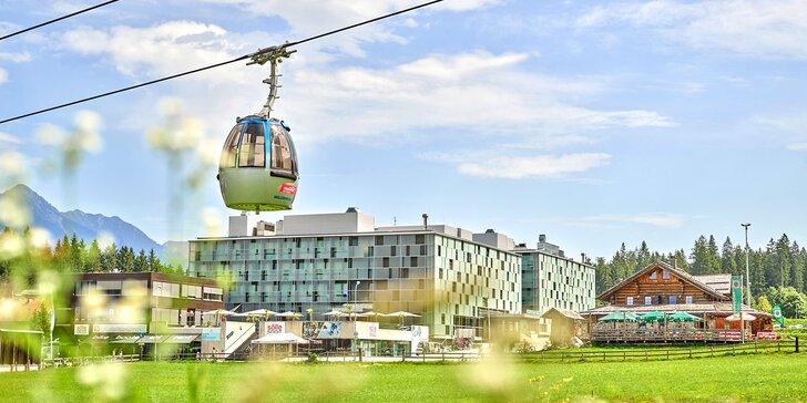 Letná dovolenka v rakúskom Korutánsku: 3* horský rezort, pobyt s polpenziou