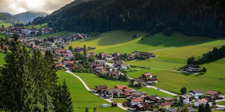 Dovolenka v Kitzbühelských Alpách: 4* hotel, chutná polpenzia, wellness a karta plná výhod