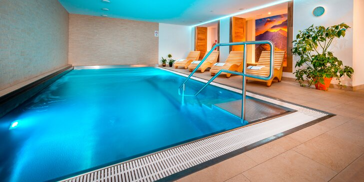 Dovolenka v úžasnej Jánskej doline v novom apartmánovom rezorte Štiavnica so špičkovým wellness so 4 saunami a bazénom