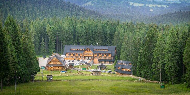 Horský Hotel Kristína*** s neobmedzeným bazénom, wellness a aktivitami v krásnej oravskej prírode