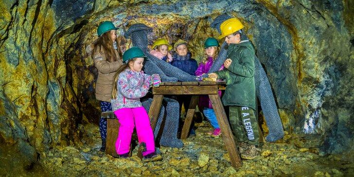 Nový okruh v Slovenských opálových baniach je tu – vstupy pre páry i rodiny