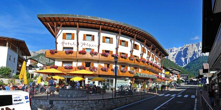 Dovolenka v talianskych Dolomitoch: 3* hotel vo Val Gardena s raňajkami