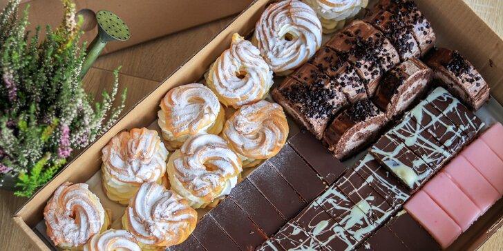 Lahodné zákusky z cukrárne Fajnotka až ku vám domov!