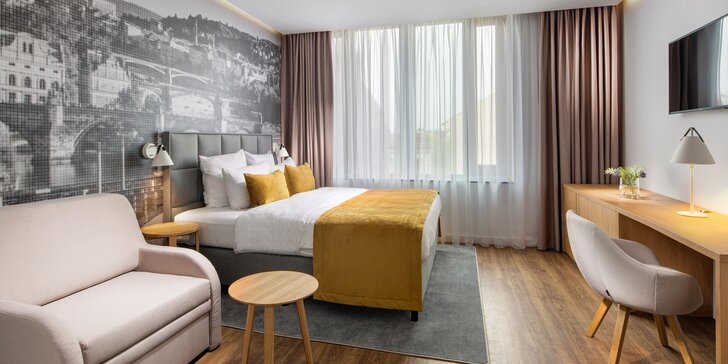 Pobyt v luxusnej rezidencii pre páry i rodiny s deťmi: raňajky a možnosť wellness