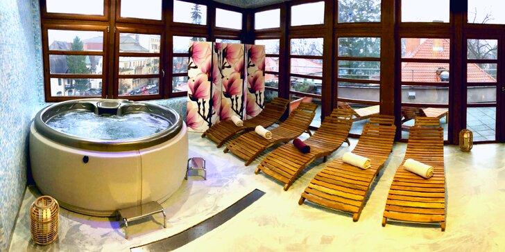 Skvelý kúpeľný pobyt v Piešťanoch s polpenziou a wellness