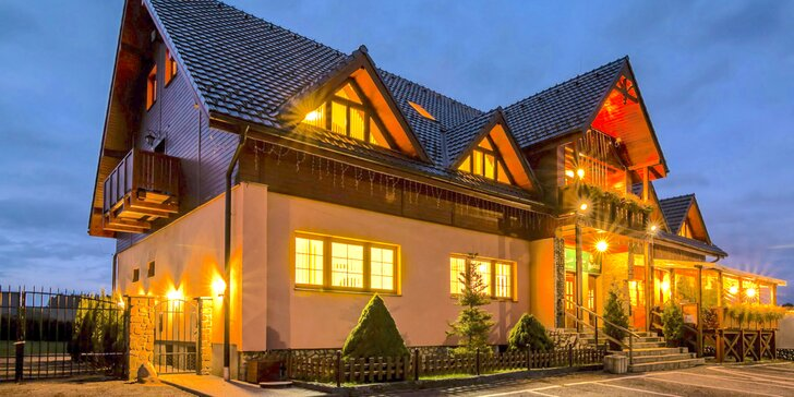 Vychutnajte si pobyt s rodinou a oddýchnite si vo Vysokých Tatrách