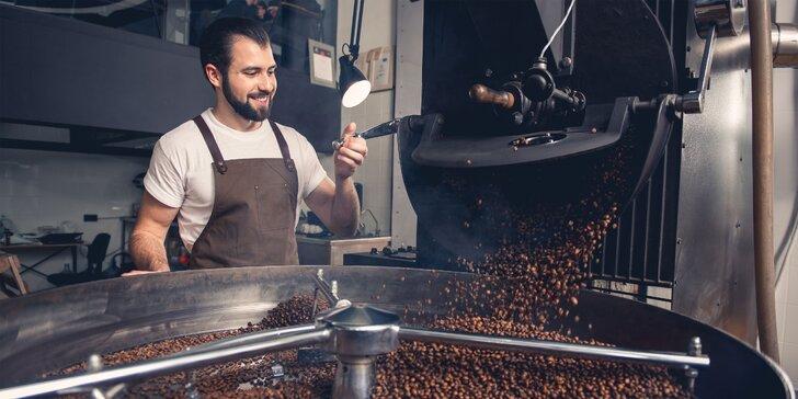 Zažite jedinečný deň v pražiarni kávy na seminári ROAST DAY