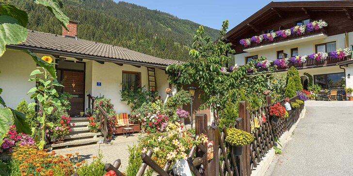Aktívna dovolenka v Rakúsku: 3* ubytovanie s raňajkami, 70 m od kúpeľného komplexu