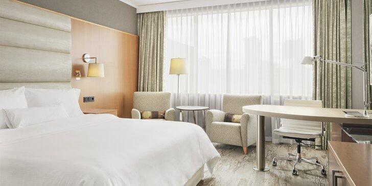 Pobyt v 5* hoteli v centre Varšavy: raňajky a pobyt pre deti do 11,9 rokov zadarmo