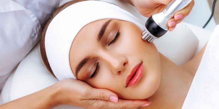 Rádiofrekvencia tváre či tela aj s masážou či kavitáciou v Mia kozmetika