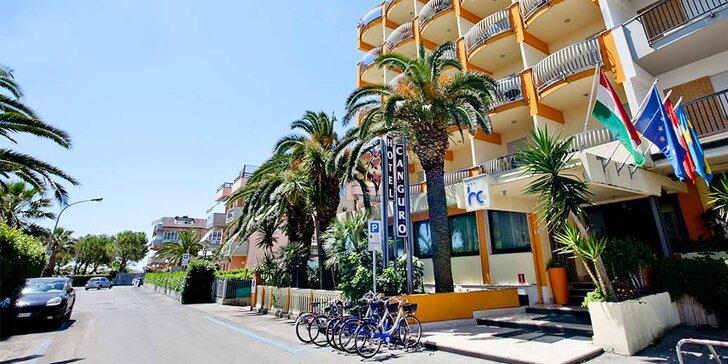 Dovolenka na Palmovej riviére: 3 * hotel s plnou penziou, 30 m od pláže