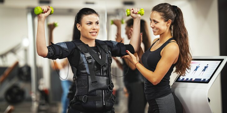 Tvarovanie postavy, chudnutie či redukcia celulitídy vďaka cvičeniu s prístrojom Xbody