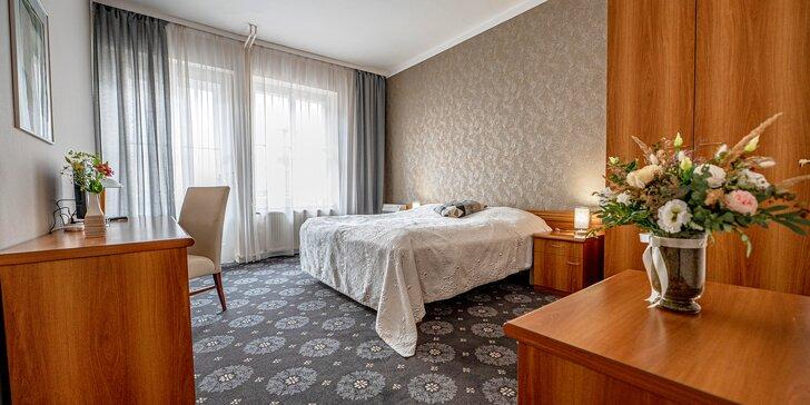 Fantastický pobyt v Piešťanoch: novozrekonštruovaný hotel s raňajkami alebo polpenziou