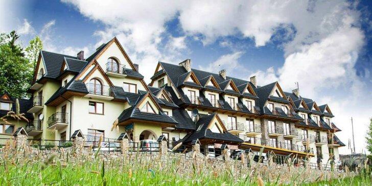 Wellness pobyt v hoteli Biały Dunajec Resort & Spa