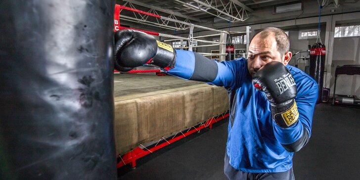 Skupinový či individuálny tréning boxu, tréningový plán a jedálniček na mieru