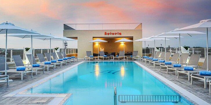 Super leto v Bibione: hotel so strešným bazénom, raňajkami a atrakciami pre celú rodinu