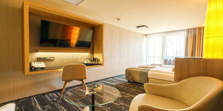 Senzačná dovolenka v novootvorenom hoteli Hills**** 3 noci za cenu 2