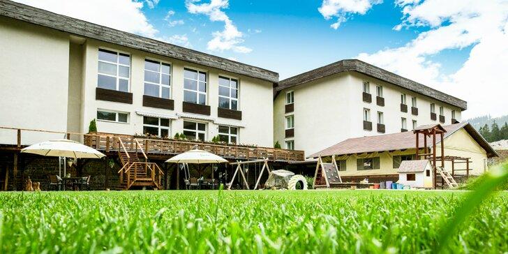 Pobyt v Jasnej v Hoteli Liptov** s množstvom aktivít a deťmi v cene voucheru