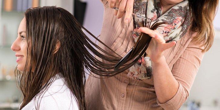 Dámsky či pánsky strih + úprava brady v salóne B&M Beauty