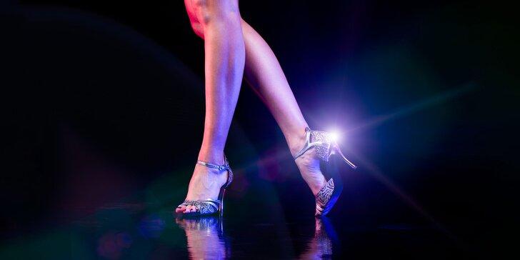 Tanečný kurz: Summer ladies Latino