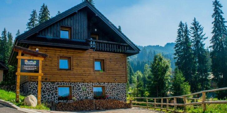 Apartmány Skihouse Jasná: v blízkosti zjazdovky, ubytovanie pre 4-7 osôb a dlhá platnosť voucherov