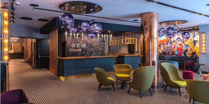 4* hotel v historickom centre Budapešti - pobyt s raňajkami