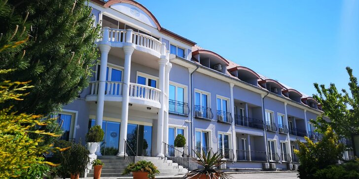 Wellness pobyt v srdci Maďarska - adult friendly hotel pri brehu Dunaja