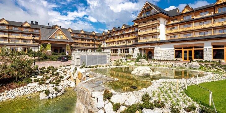 Hotel Bania**** Thermal & Ski: atraktívna lokalita, prvotriedne služby a luxusné ubytovanie