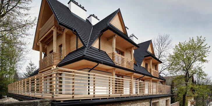 Apartmány Monte House v Zakopanom: skvelá lokalita, raňajky, sauna a atrakcie pre celú rodinu