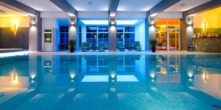 Ubytovanie v Poľsku s bohatým wellness v atraktívnom hoteli Hotel Nowy Dwor
