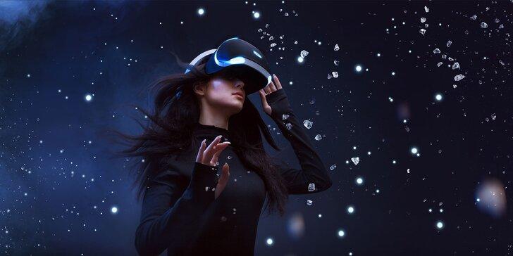 Zábava a dobrodružstvá vo virtuálnej realite prostredníctvom technológie HTC Vive!
