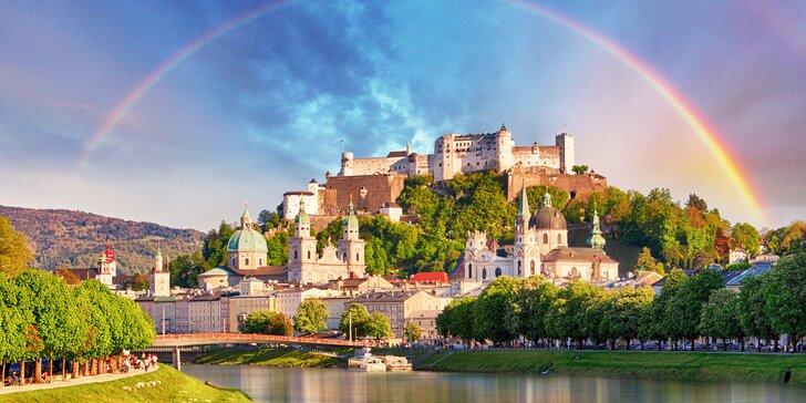 Objavte čaro letného Salzburgu: Hallstatt, Mozart aj Wolfgangsee